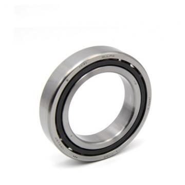 40 mm x 76 mm x 33 mm  ISO DAC40760033/28 angular contact ball bearings