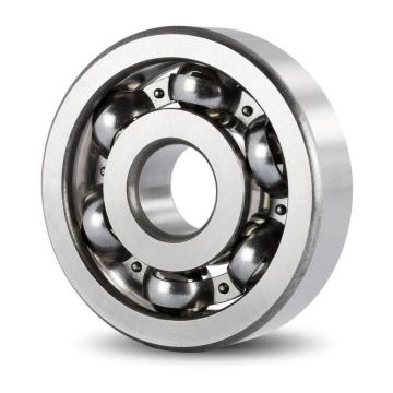 38 mm x 125,7 mm x 58,1 mm  PFI PHU2038 angular contact ball bearings